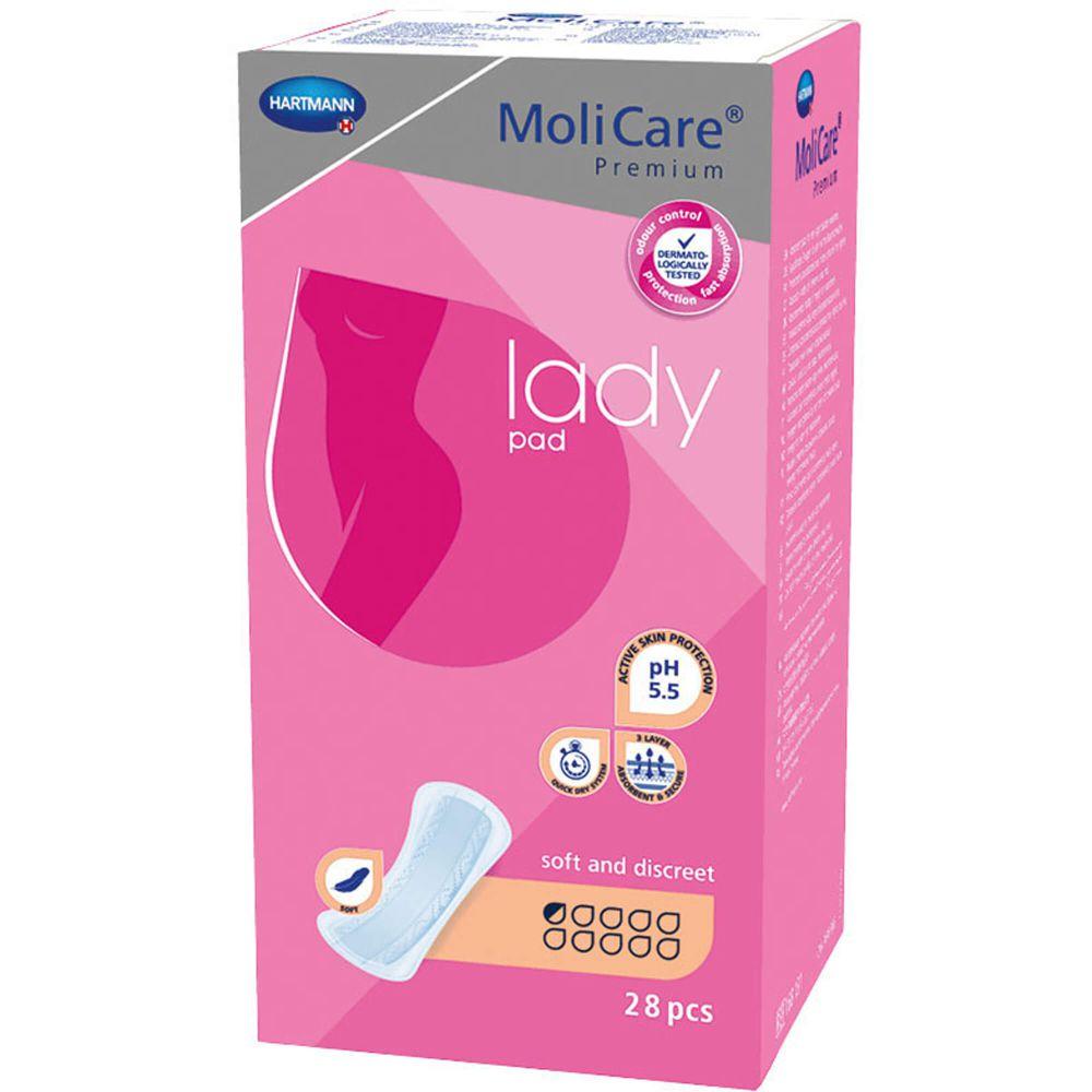 MOLICARE Premium lady pad 0,5 Tropfen