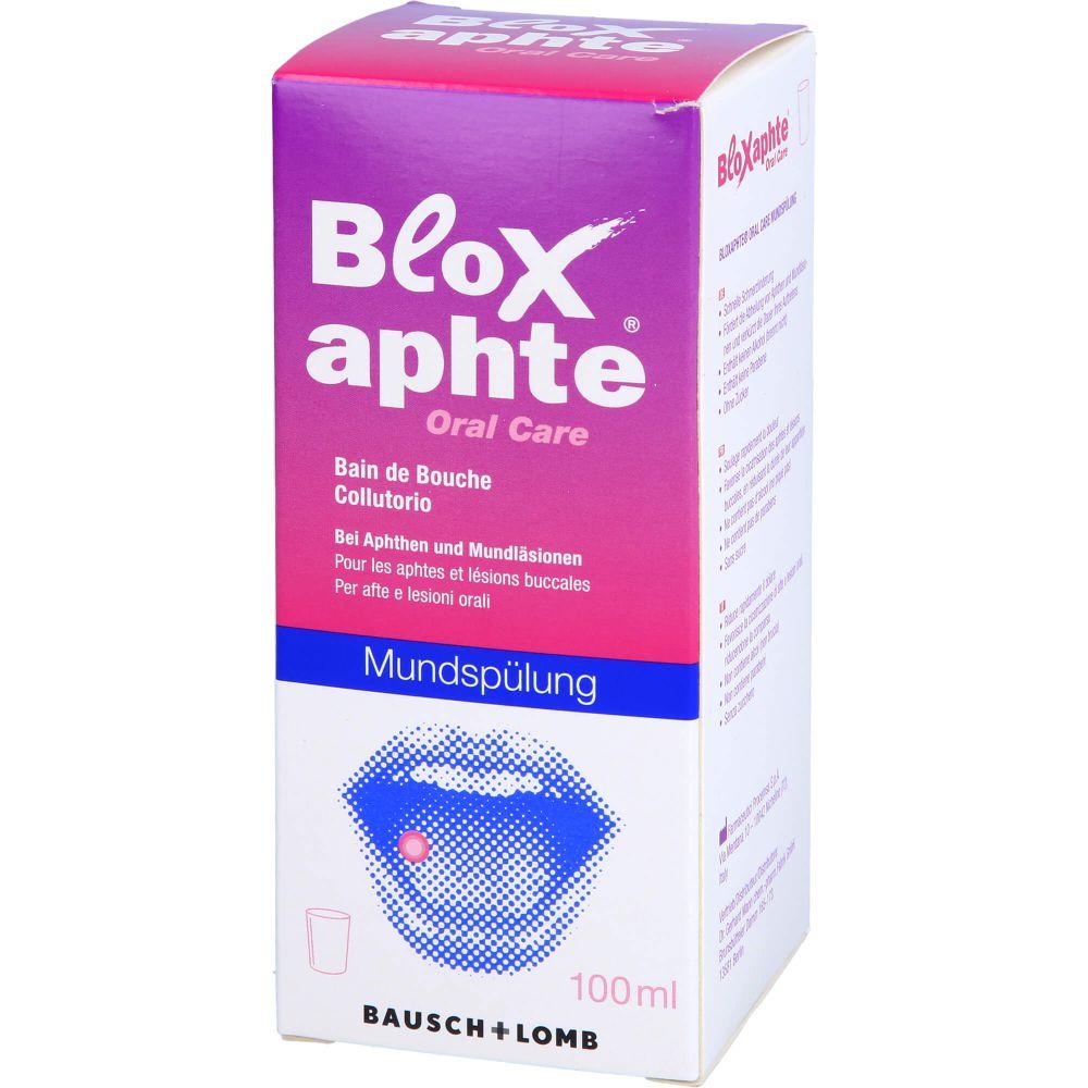 BLOXAPHTE Oral Care Mundspülung