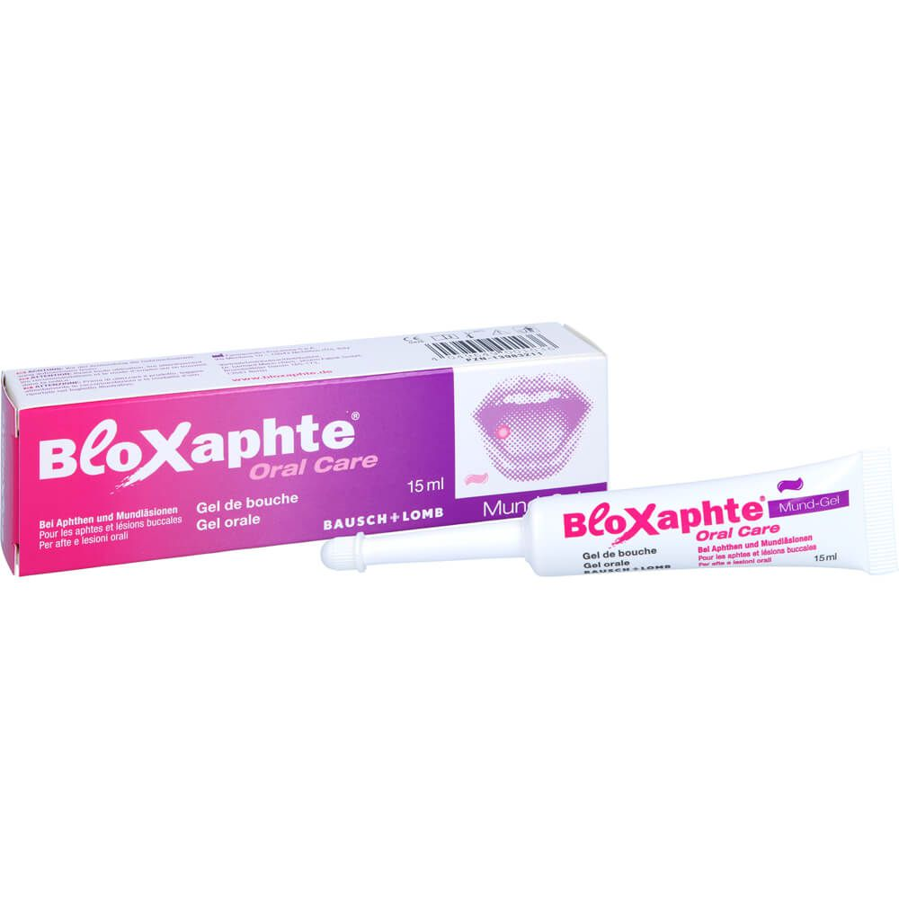 BLOXAPHTE Oral Care Mund-Gel