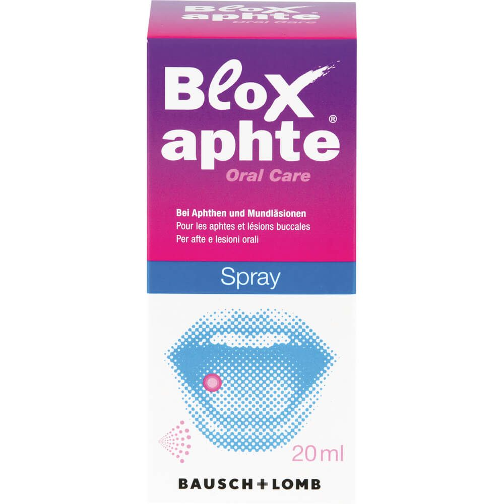 BLOXAPHTE Oral Care Spray
