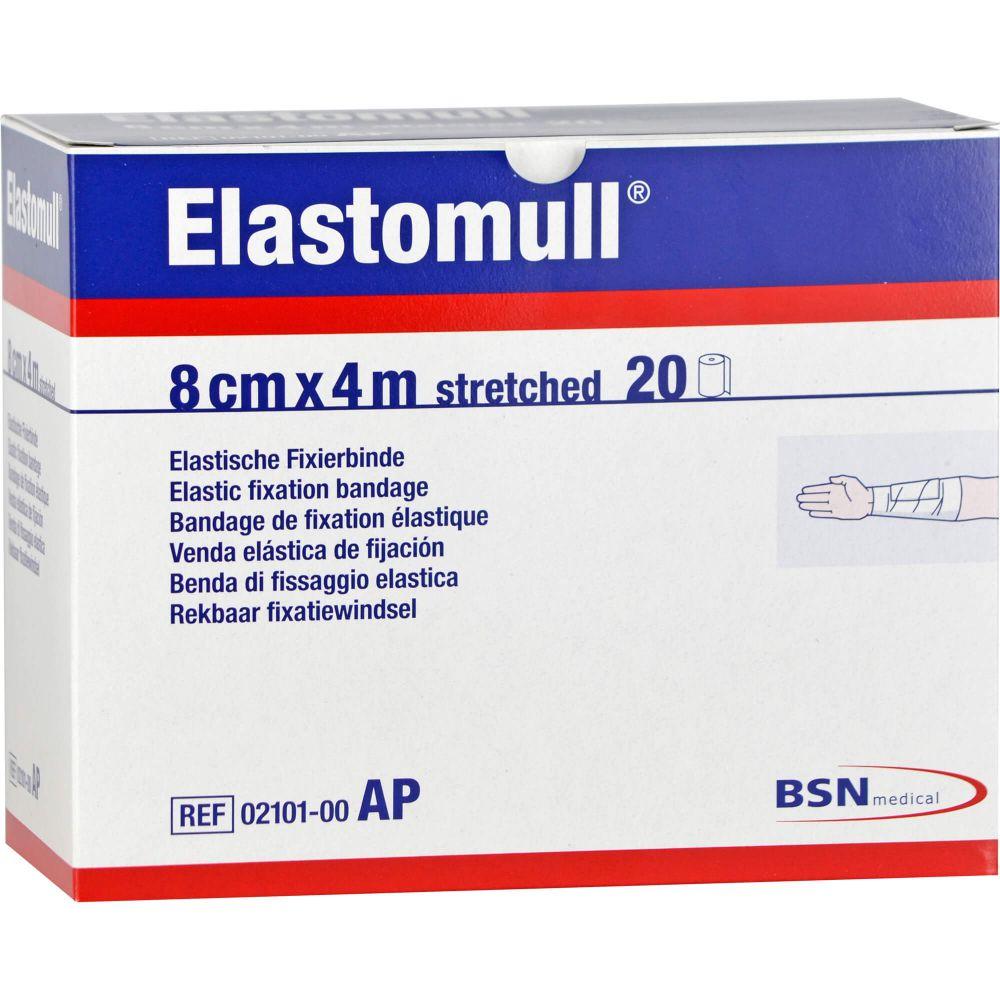 ELASTOMULL 8 cmx4 m elast.Fixierb.