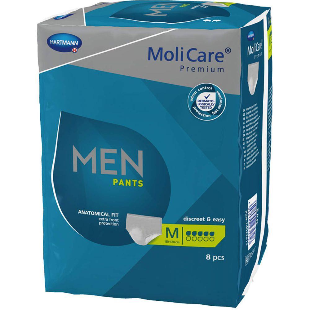 MOLICARE Premium MEN Pants 5 Tropfen M