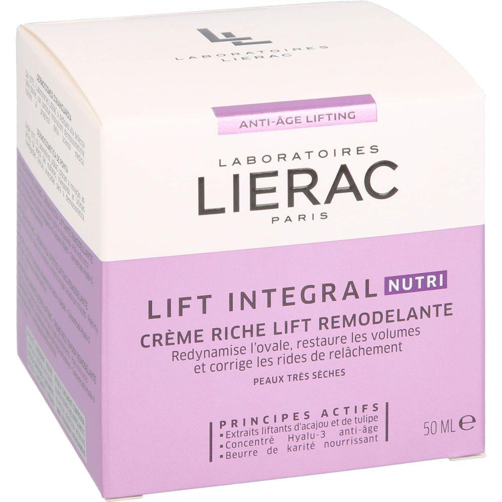 LIERAC LIFT INTEGRAL nutri Creme