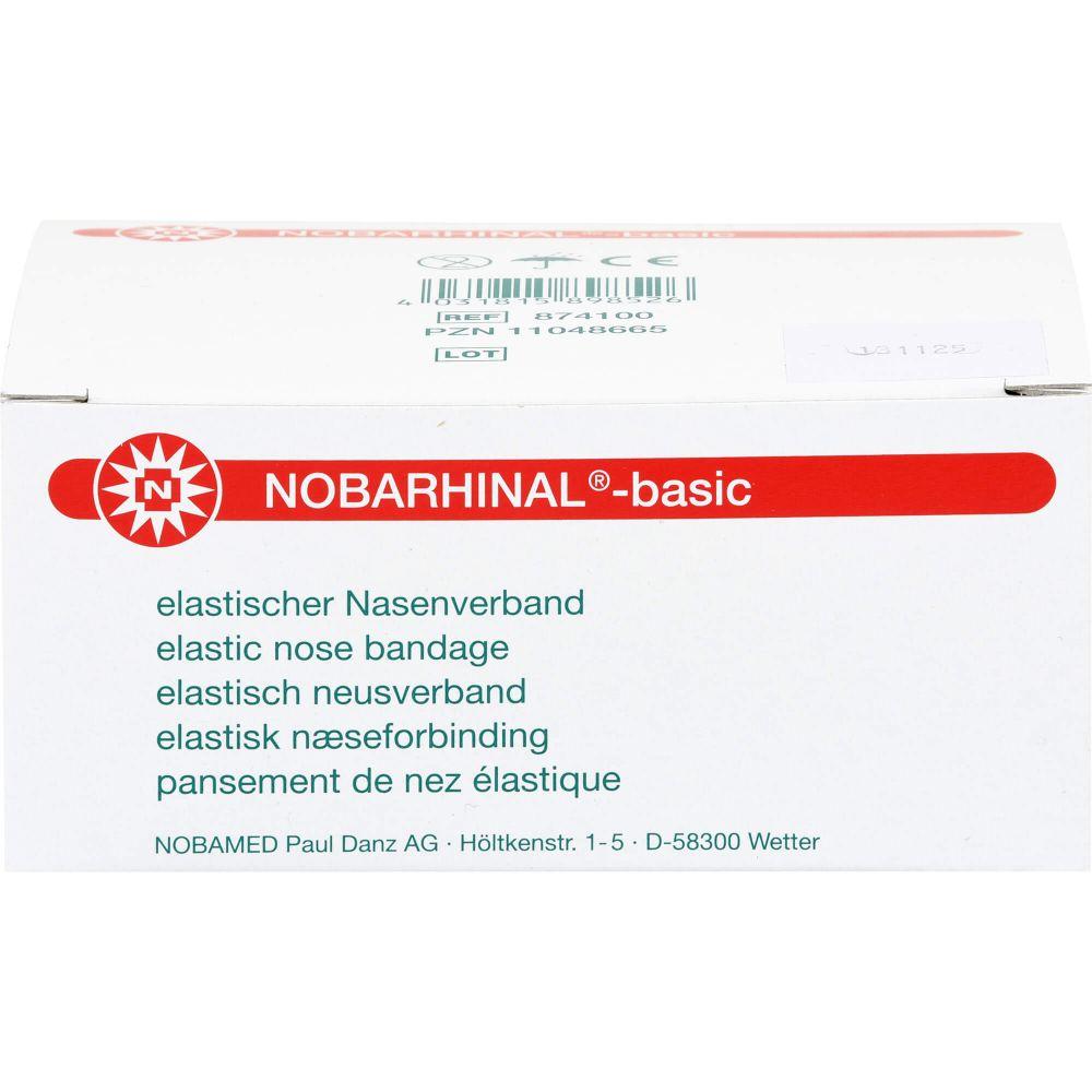NOBARHINAL-basic Nasenverband mittel