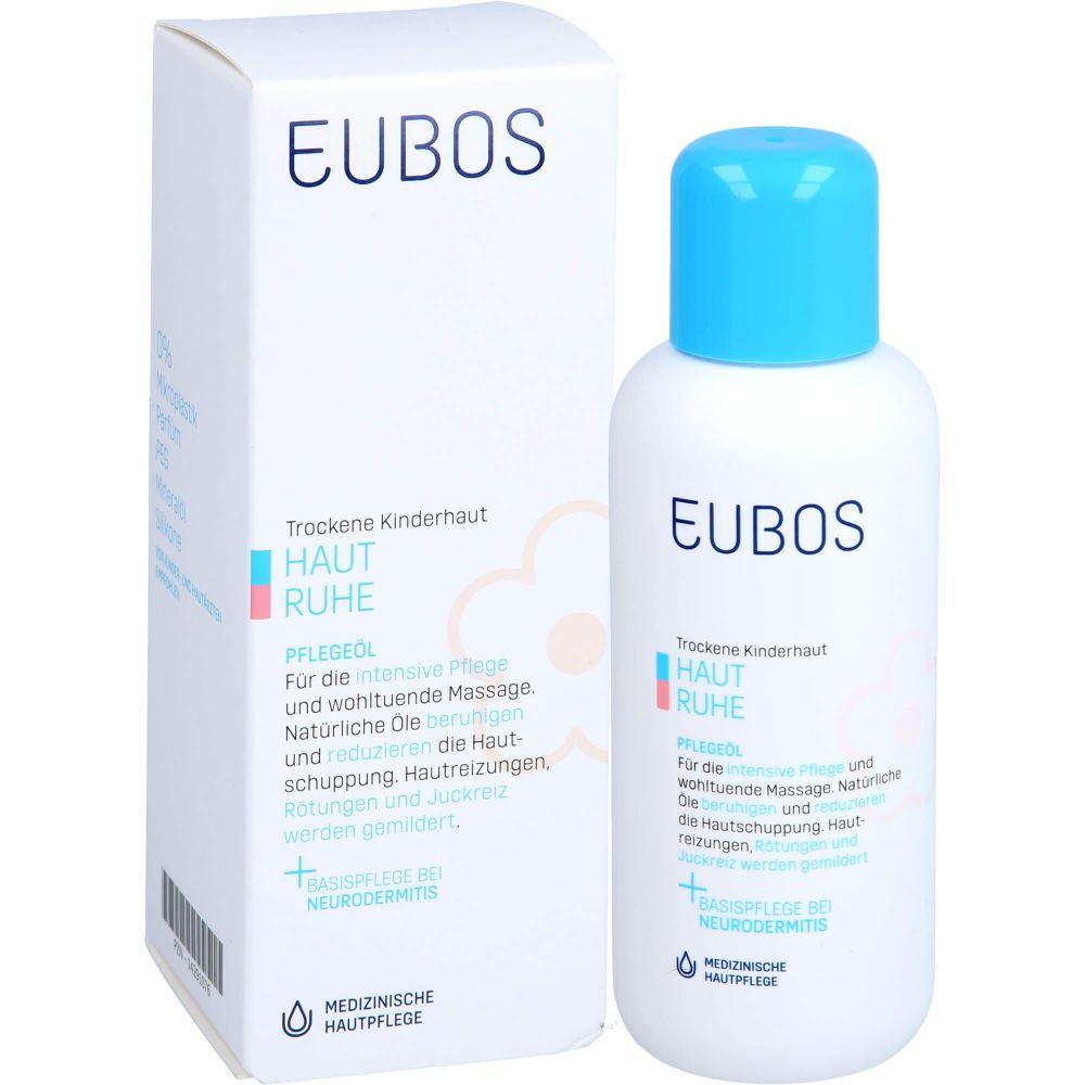 EUBOS KINDER Haut Ruhe Pflegeöl