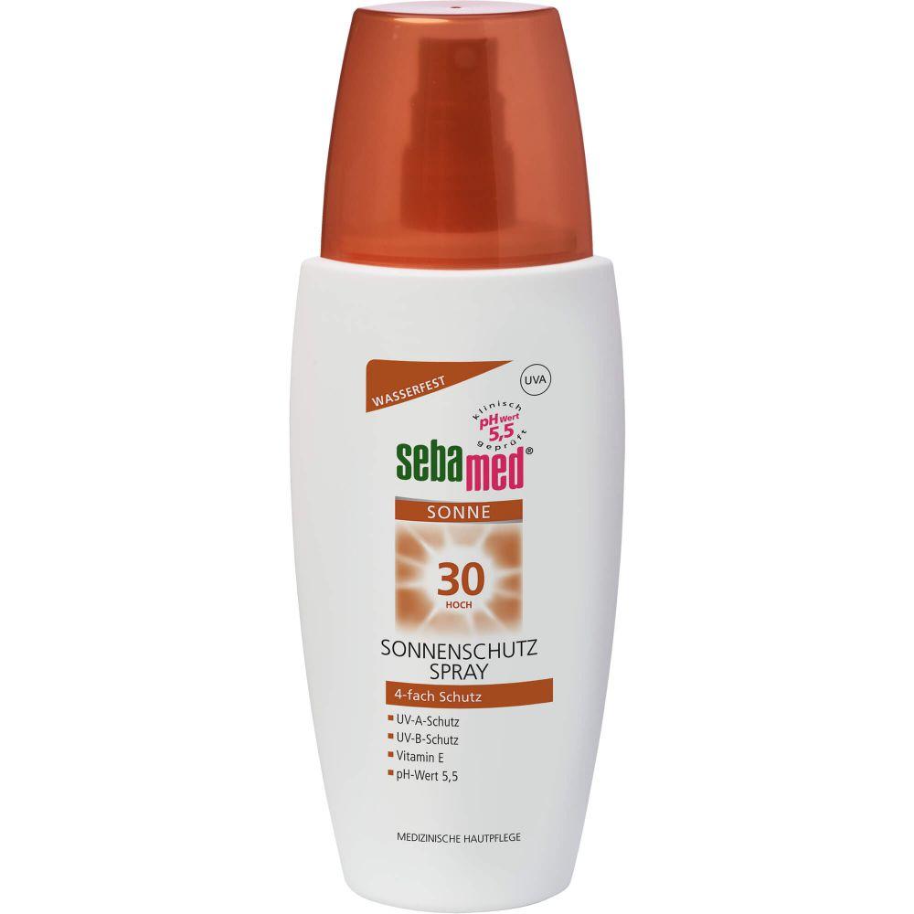 SEBAMED Sonnenschutz Spray LSF 30
