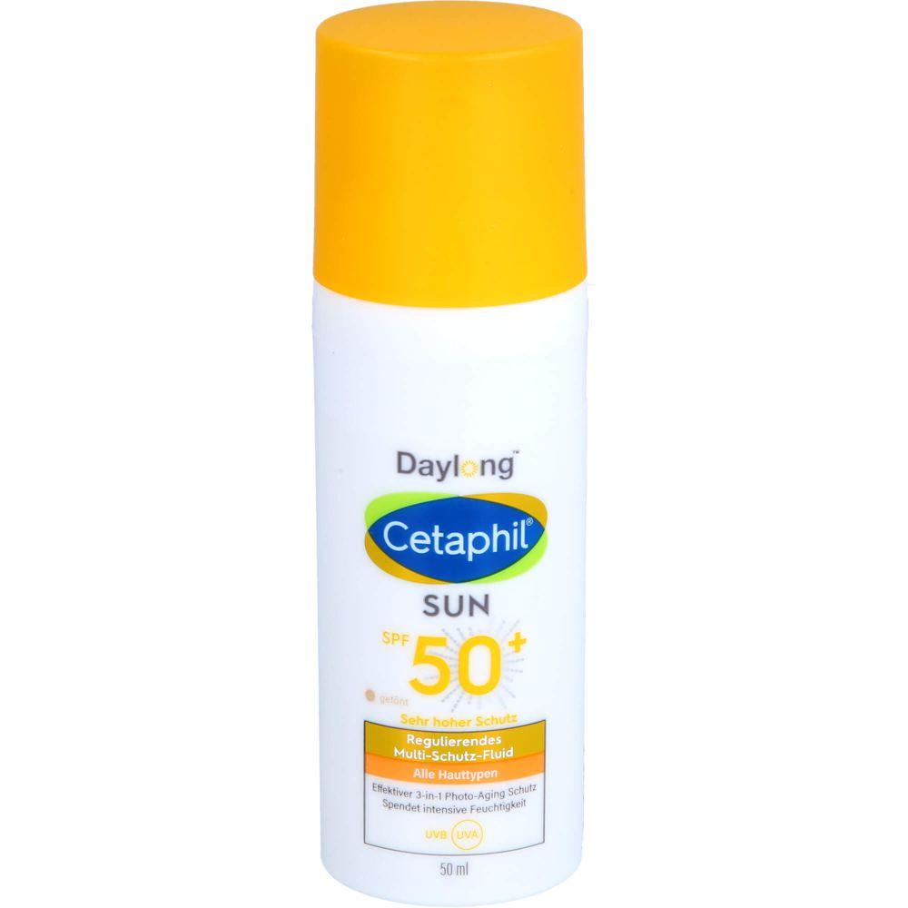 CETAPHIL Sun Daylong SPF 50+ reg.MS-Fluid Ges.getö