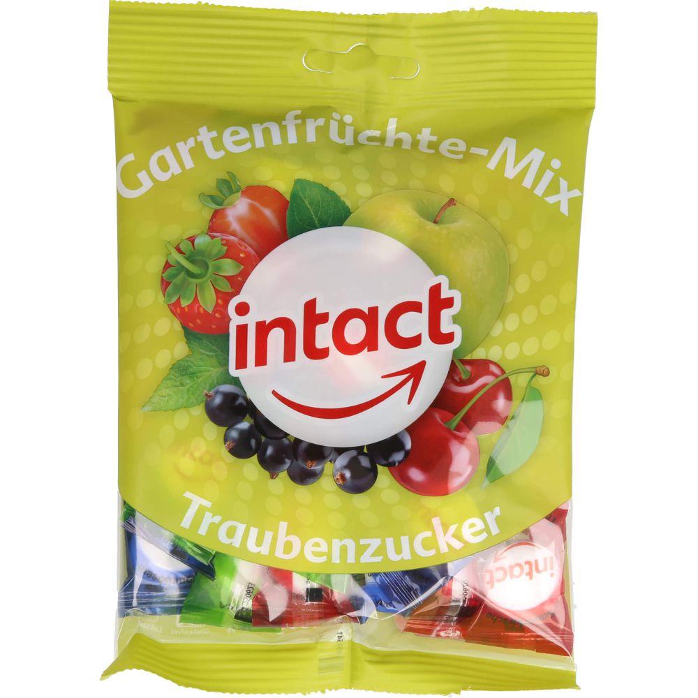 INTACT Traubenz. Gartenfrüchte-Mix Beutel