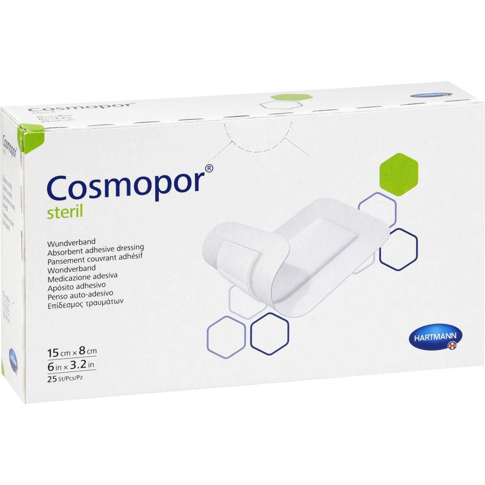 COSMOPOR steril 8x15 cm