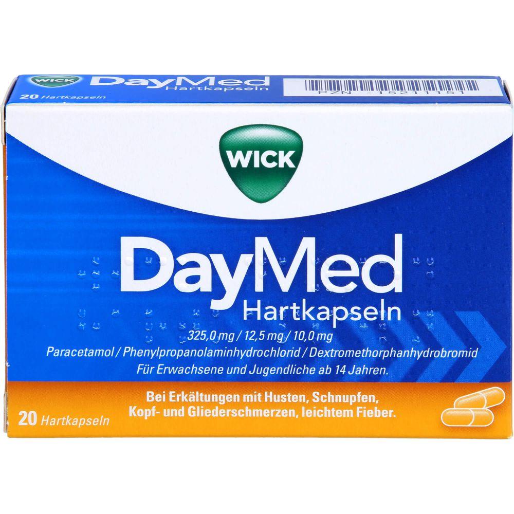 WICK DayMed Hartkapseln