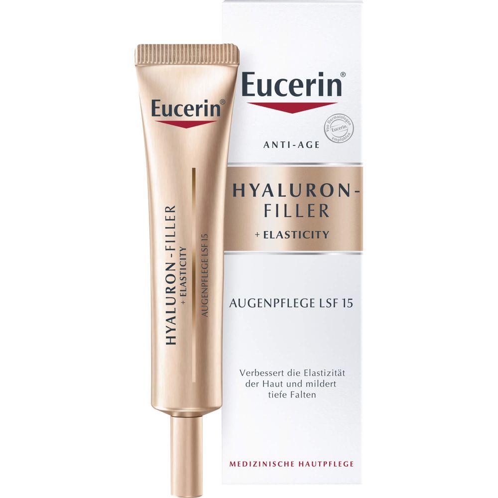 EUCERIN Anti-Age HYALURON-FILLER+Elasticity Auge