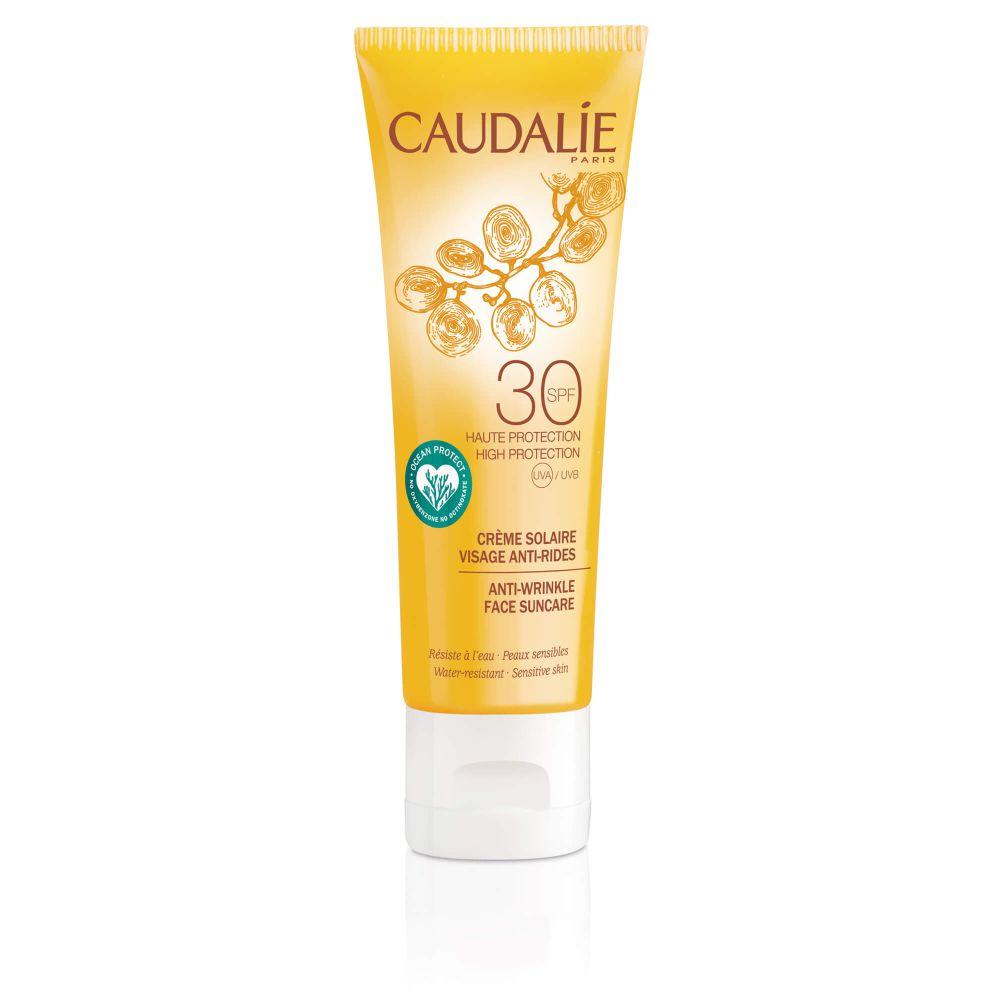 CAUDALIE Anti-Falten Sonnencreme Gesicht SPF 30