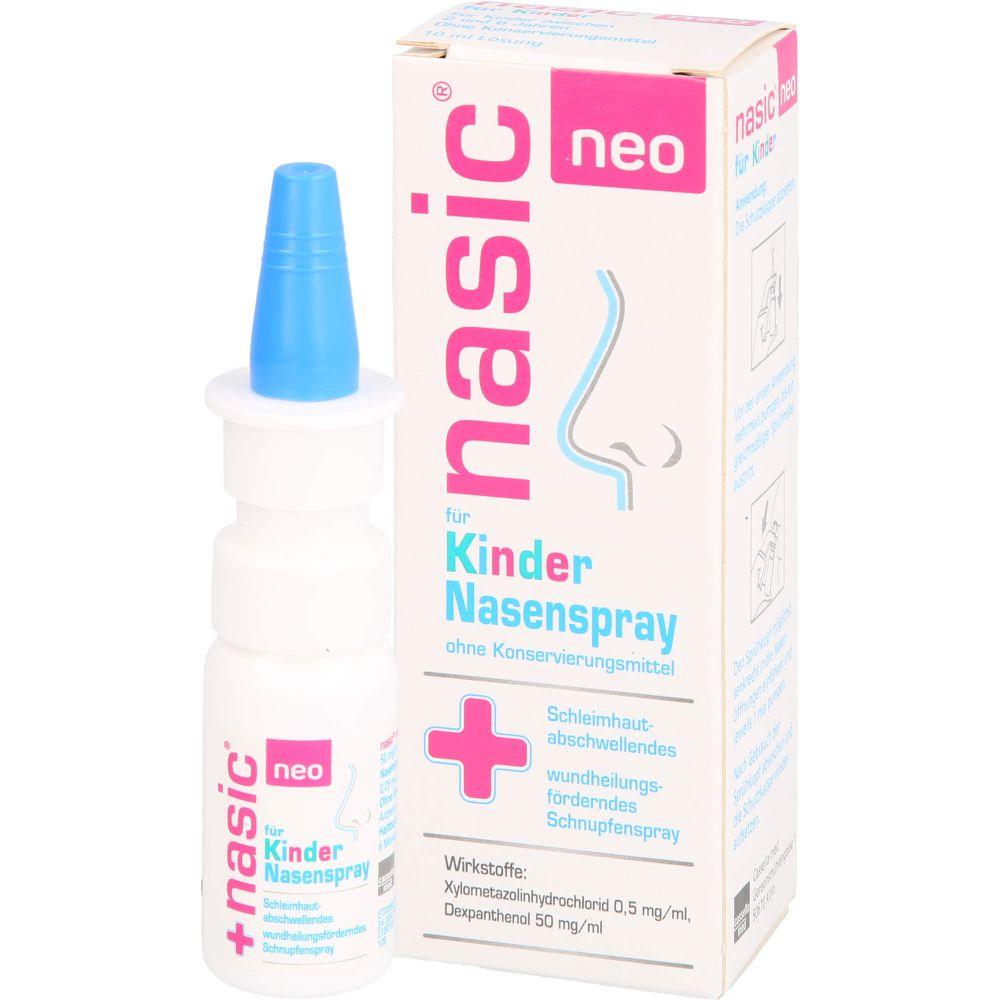 NASIC neo für Kinder Nasenspray