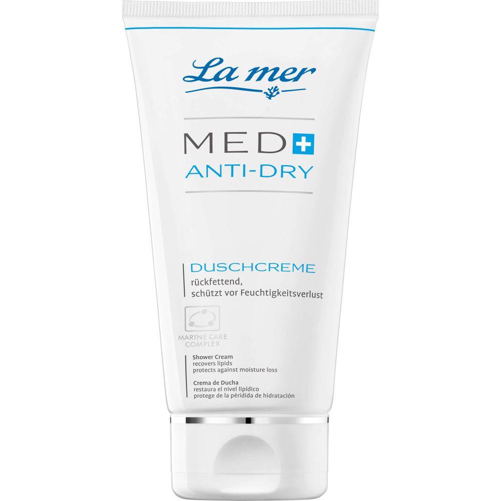 LA MER MED+ Anti-Dry Duschcreme o.Parfum