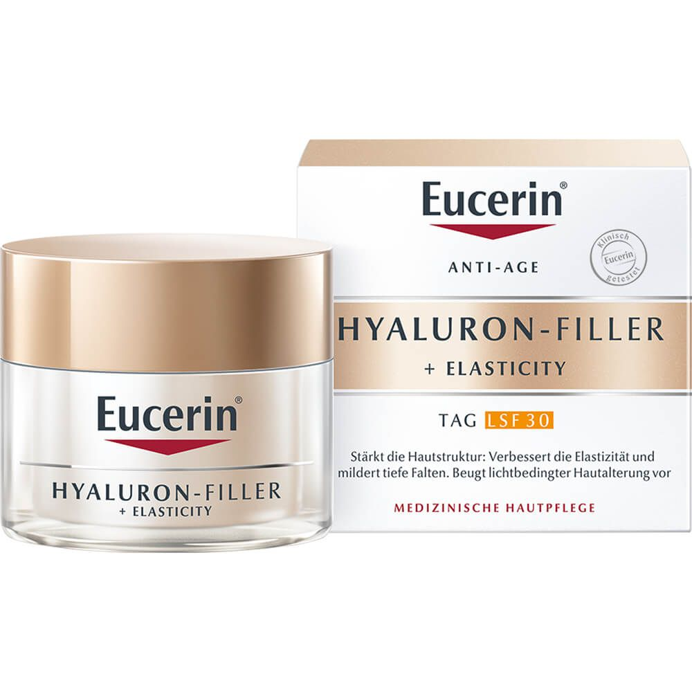 EUCERIN Anti-Age HYALURON-FILLER+Elasticity LSF 30