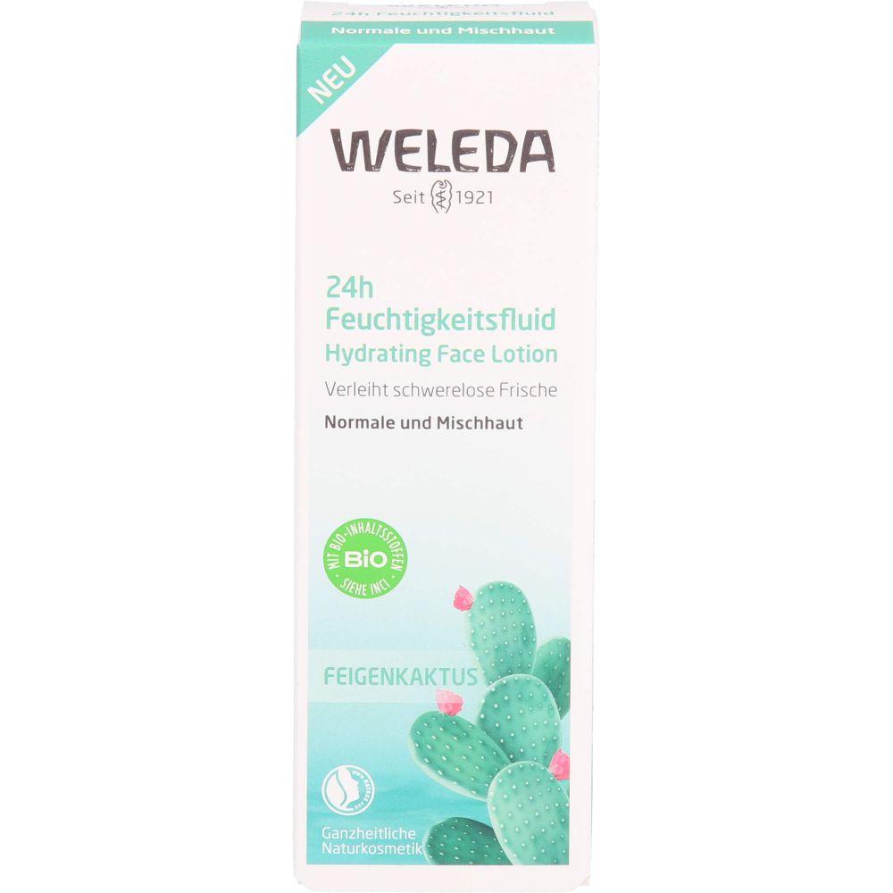 WELEDA Feigenkaktus 24h Feuchtigkeitsfluid