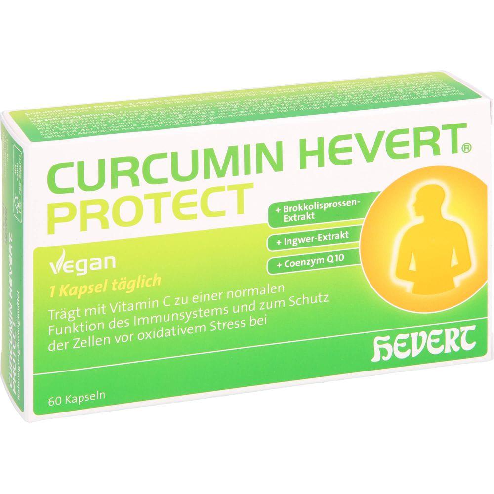 CURCUMIN HEVERT Protect Kapseln