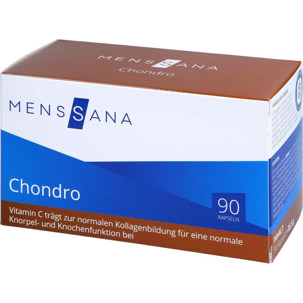CHONDRO MENSSANA magensaftresistente Kapseln