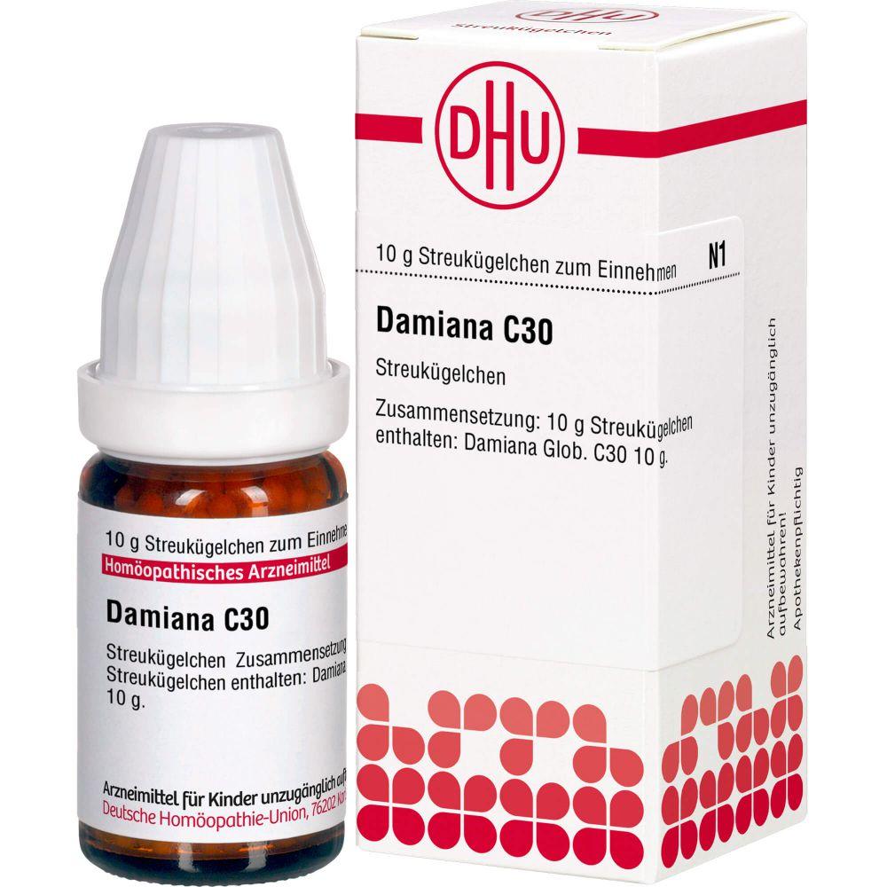 DAMIANA C 30 Globuli