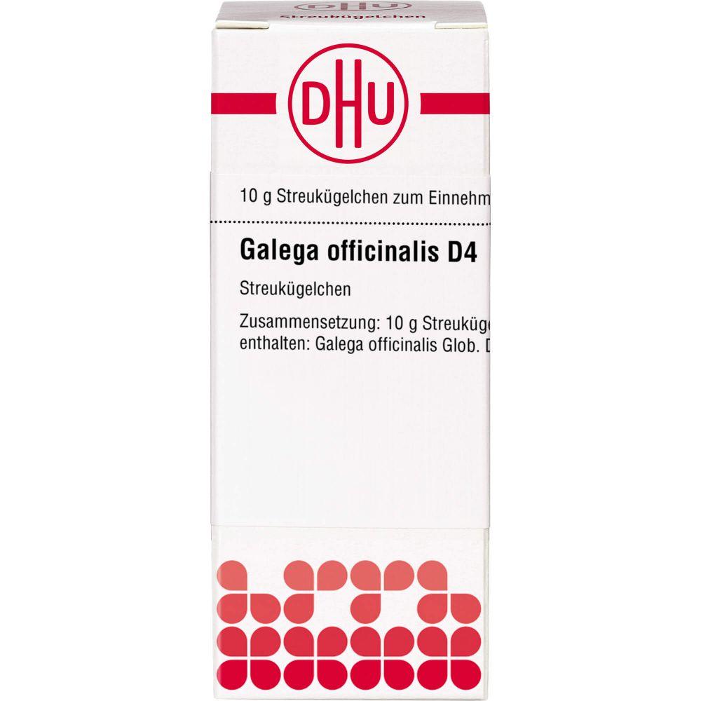 GALEGA officinalis D 4 Globuli