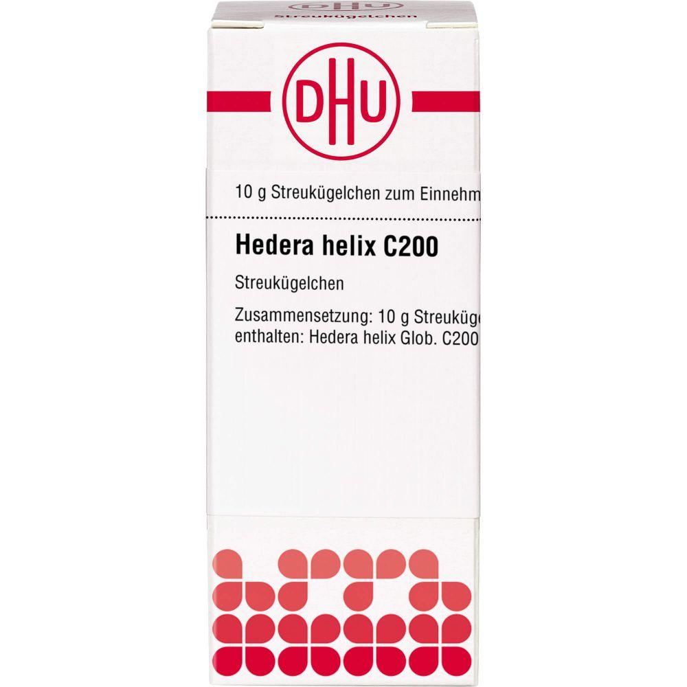 HEDERA HELIX C 200 Globuli