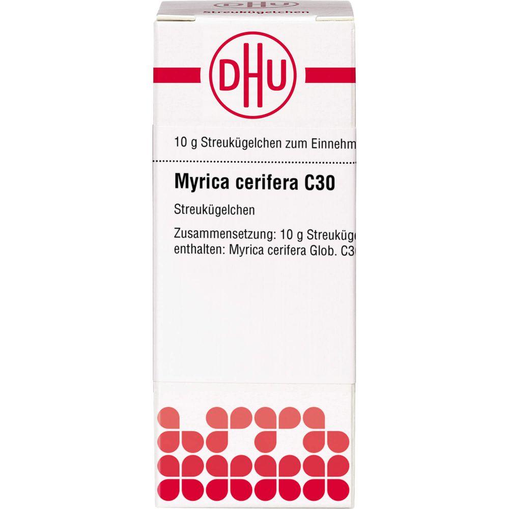 MYRICA cerifera C 30 Globuli