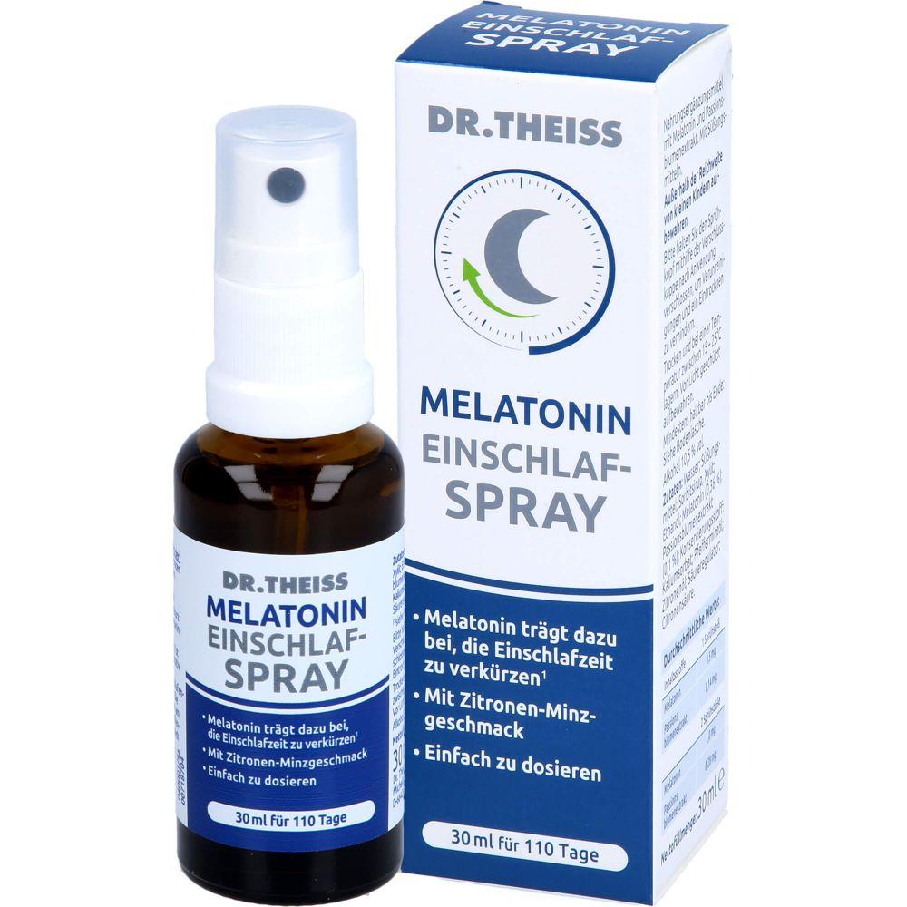 DR.THEISS Melatonin Einschlaf-Spray NEM