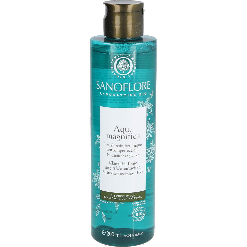 SANOFLORE Aqua Magnifica klärendes Tonic