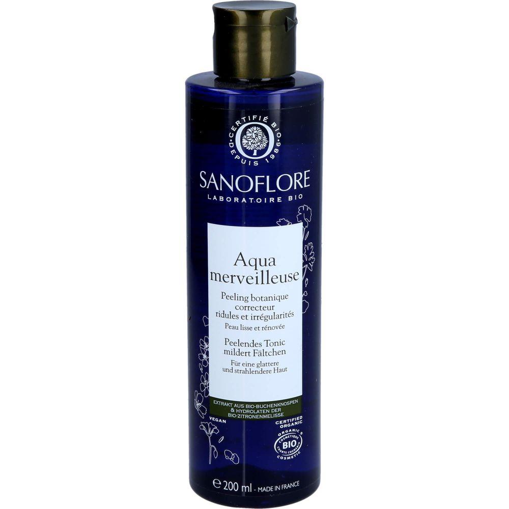 SANOFLORE Merveilleuse Aqua peelendes Tonic