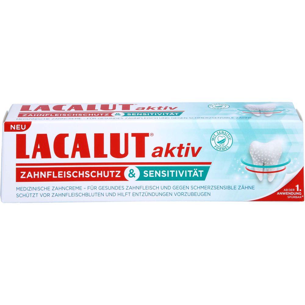 LACALUT aktiv Zahnfleischschutz & Sensitivität