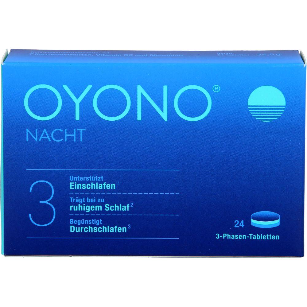 OYONO Nacht Tabletten