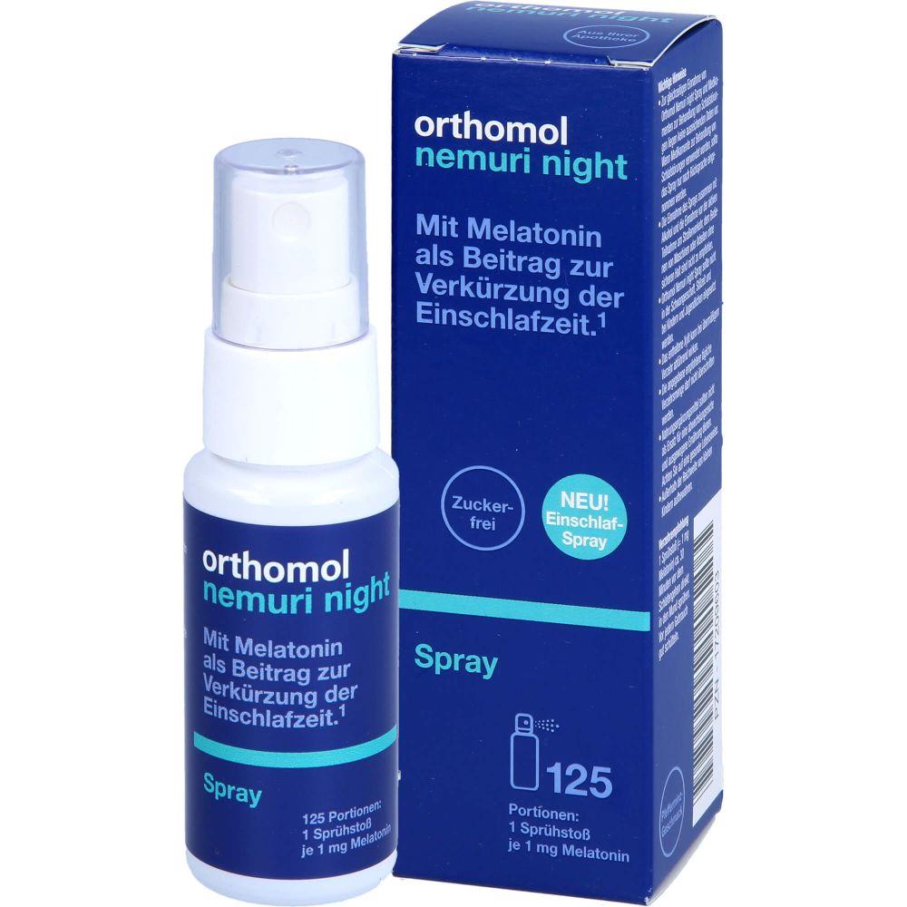 ORTHOMOL nemuri night Spray