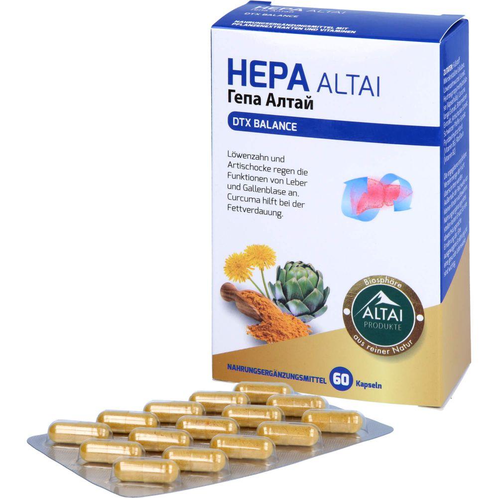 HEPA ALTAI Kapseln