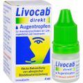 LIVOCAB direkt Augentropfen
