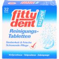 FITTYDENT super Reinigungstabletten