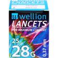 WELLION Lanzetten 28 G 0,37 mm