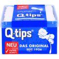 Q-TIPS Pflegestäbchen mit Papierschaft