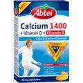 ABTEI Calcium 1400+Vitamin D3+K Kautabletten