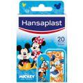 HANSAPLAST Kinder Pflasterstrips Mickey & Friends