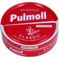 PULMOLL Pastillen Classic zuckerfrei