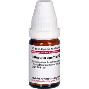JUNIPERUS COMMUNIS D 12 Globuli