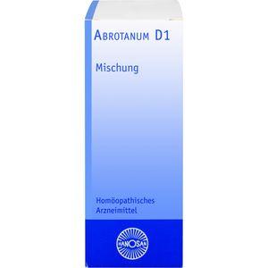 ABROTANUM D 1 Hanosan Dilution