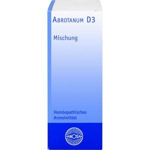 ABROTANUM D 3 Hanosan Dilution