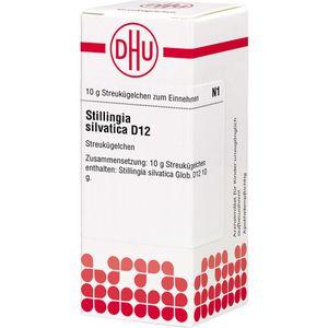 STILLINGIA silvatica D 12 Globuli