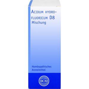 ACIDUM HYDROFLUORICUM D 8 Hanosan Dilution