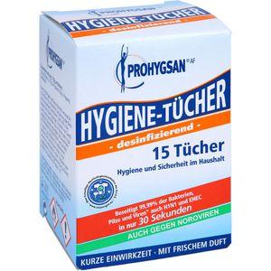 PROHYGSAN Hygiene Tücher AF desinfizierend