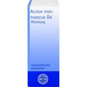 ACIDUM PHOSPHORICUM D 4 Hanosan Dilution