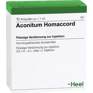 ACONITUM HOMACCORD Ampullen