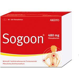 SOGOON 480 mg Filmtabletten