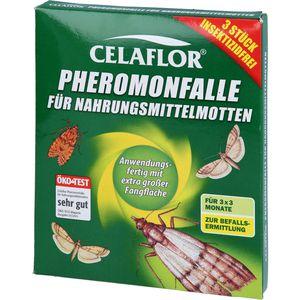 CELAFLOR Pheromonfalle f.Nahrungsmittelmotten